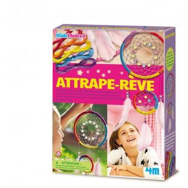 Attrape-rêves - 4M - Trésors d'Enfance à Rodez-jeux-jouets-fille-enfants-cadeau-loisirs créatifs