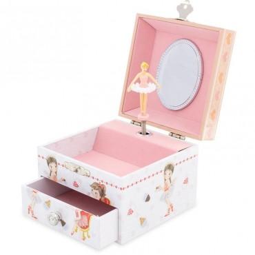 Coffret Bijoux : Cupcake - Ulysse Couleurs d'Enfance - Trésors d'Enfance Rodez-jeux