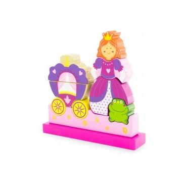 Puzzle Magnet : Princesse -...