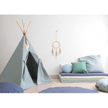 Tipi Nevada Riviera Blue - Trésors d'Enfance à Rodez-tentes