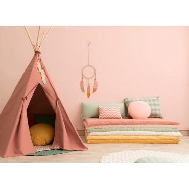 Tipi Nevada Dolce Vita Pink - Trésors d'Enfance à Rodez-bébés
