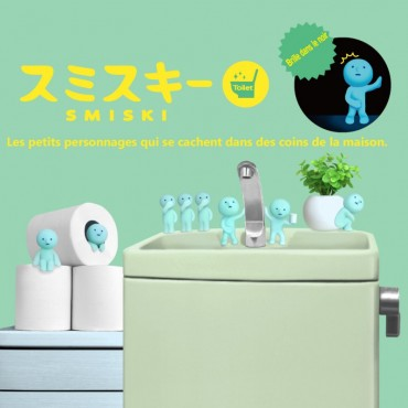 Smiski Toilette - Trésors d'Enfance à Rodez-jeux