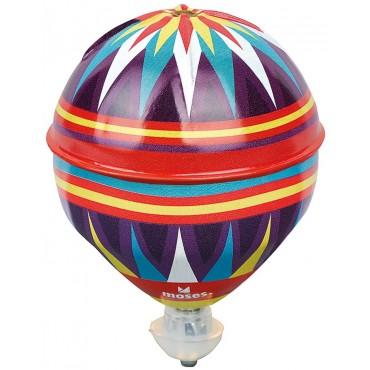 Toupie ballon en métal - Moses - Trésors d'Enfance à Rodez-jeux-jouets-bébés-enfants-cadeau