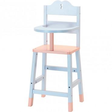Chaise Haute en bois - Vilac - Trésors d'Enfance à Rodez-jeux-jouets
