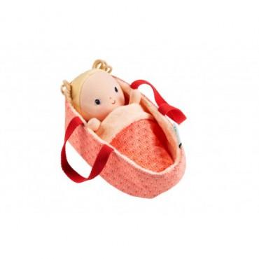 Bébé Anaïs - Lillipuciens - Trésors d'Enfance à Rodez-jeux-jouets-poupée chiffon