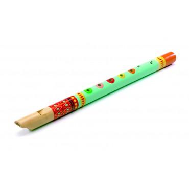 Flûte en bois