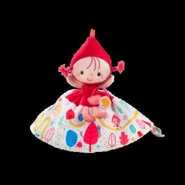 Chaperon rouge Poupée réversible - Lillipuciens - Trésors d'Enfance à Rodez-jeux