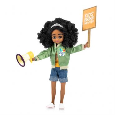 Poupée Kid Activist - Lottie