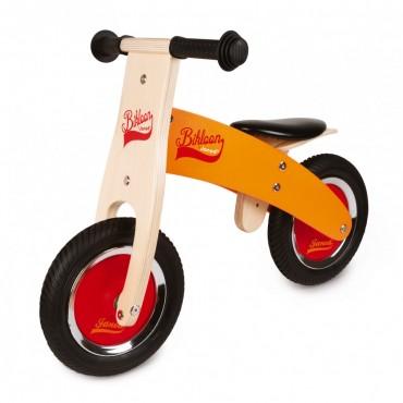 Draisienne en bois Little Bikloon - Janod - Trésors d'Enfance à Rodez - jeux - jouets