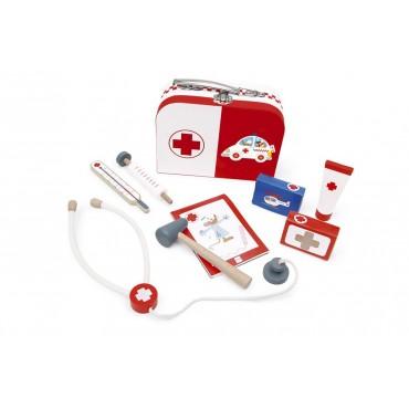 Valisette de docteur - Scratch - Trésors d'Enfance à Rodez-jeux-jouets-bébés-enfants