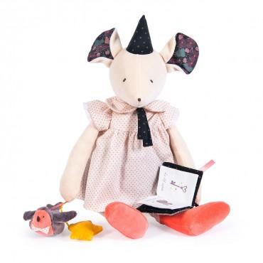 Grande souris d'activités Il était une fois - Moulin Roty - Trésors d'Enfance à Rodez-jeu-jouet