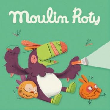Disques pour lampe à histoire Dans la Jungle - Moulin Roty - Trésors d'Enfance à Rodez