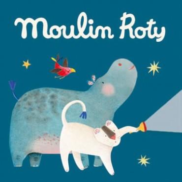 Disques pour lampe à histoire Les Papoum - Moulin Roty - Trésors d'Enfance à Rodez