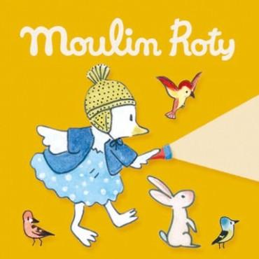 Disques pour lampe à histoire La Grande Famille - Moulin Roty - Trésors d'Enfance à Rodez