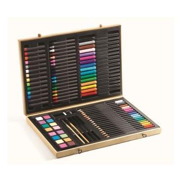 Grande boîte de couleurs -...