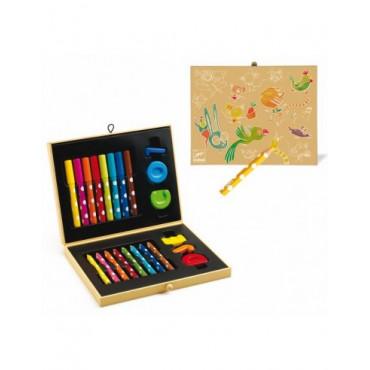 Boîte de couleurs - Djeco