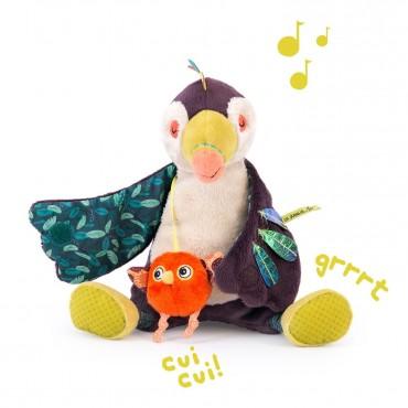 Pakou le toucan musical -...