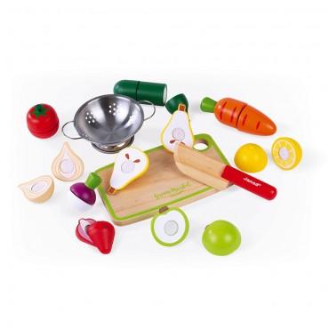 Maxi set fruits et légumes...