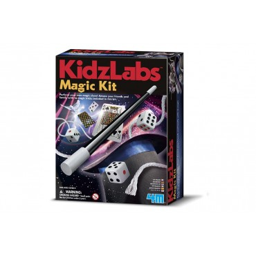 Kit de magie - KidzLabs