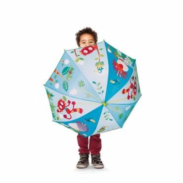 Parapluie enfant Georges Lillipuciens - Trésors d'Enfance en Aveyron
