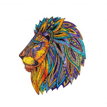 Le légendaire Lion puzzle...