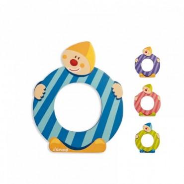 Lettre Clown O - Janod