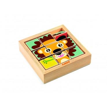 Puzzle - Tournanimo