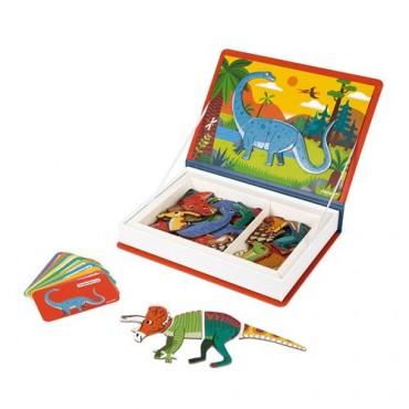 Magnéti'book : Dinosaures -...