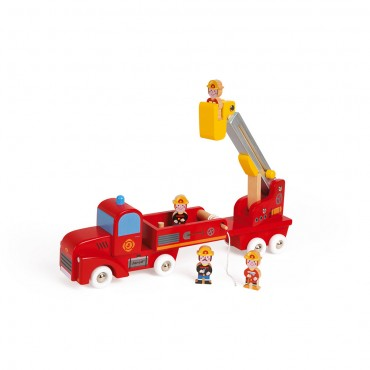 Camion de Pompier géant en...