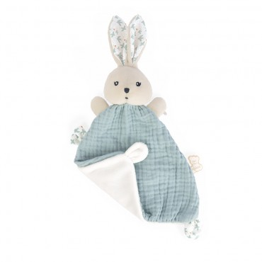 Doudou Lapin Colombe -...