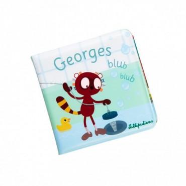 Livre de bain Georges Blub...