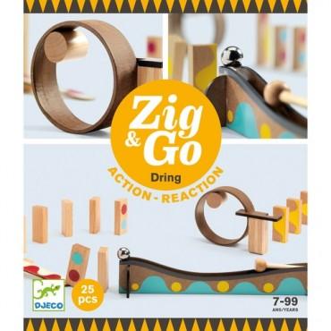 Zig & Go : Dring 25 pièces...
