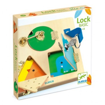 Lock Basic - jeu de...
