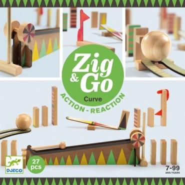 Zig & Go : Big Ball 27...