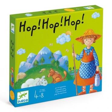 Jeu de coopération : Hop !...
