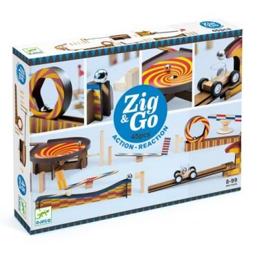 Zig & Go : Wroom 45 pièces...