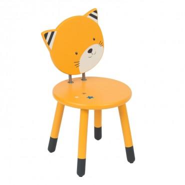 Chaise en bois Lulu - Les...