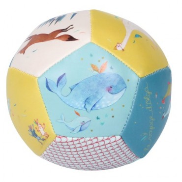 Ballon souple 10 cm - Le...