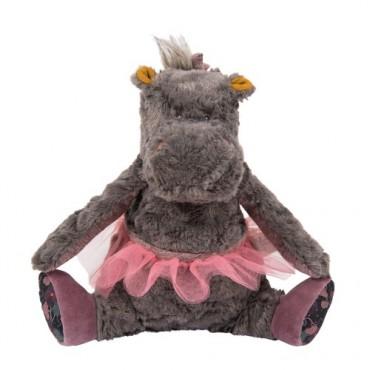 Poupée Hippopotame Camélia...