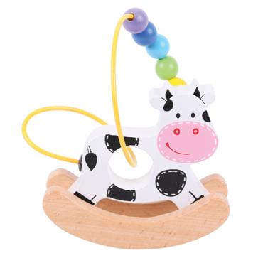 Boulier à Bascule - Vache