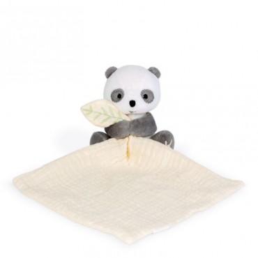 Doudou mouchoir Panda WWF -...