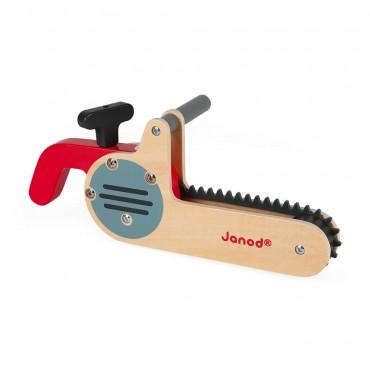 Tronçonneuse en bois - Janod