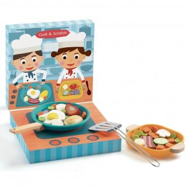 Jeux d'imitation Cook &...