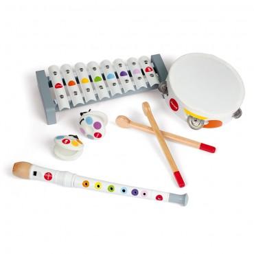 Set musical en bois enfant...