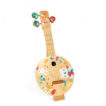 Instrument de musique Banjo...