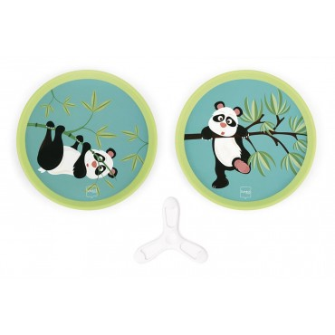 Duo Disker à main Panda -...