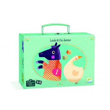 Ludo and co junior Trésors d'Enfance Rodez
