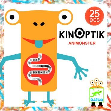 Kinoptik - Animontre - Djeco - Trésors d'Enfance - Rodez