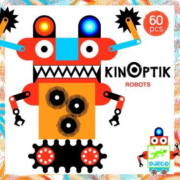 Kinoptic Robots - Djeco - Trésors d'Enfance à Rodez en Aveyron