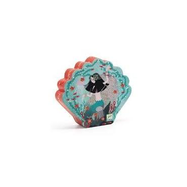 Puzzle 54 pièces : Paradis aquatique - Djeco Trésors d'Enfance